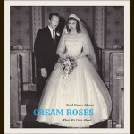 The Brides Carried Cream Roses