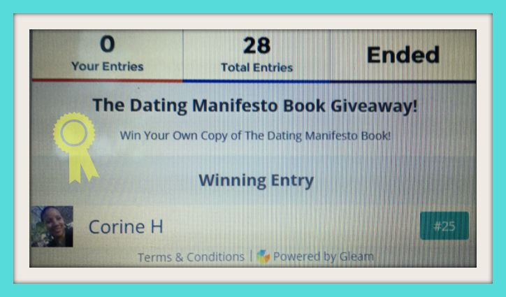 dating manifesto by lisa It's time to do a dating 180 face it, your attitudes about marriage and the path to marriage are probably wrong some you've inherited, some you've simply.