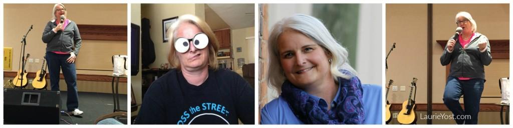 Melanie S. Pickett, Laurie Yost, Stumbling Along Book