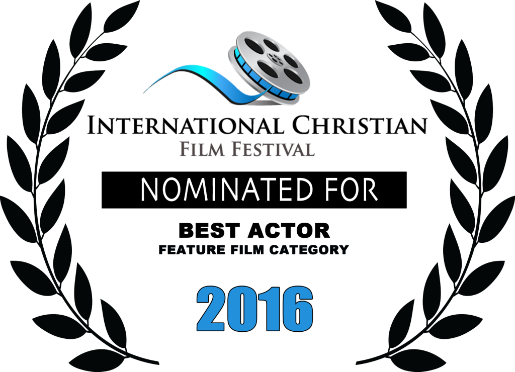 2016 OFFICIAL NOMINATION BEST ACTOR FEATURE FILM