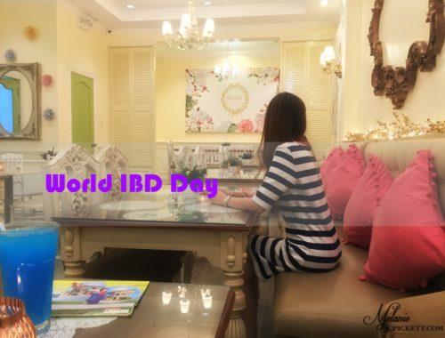 Melanie S. Pickett, World IBD Day