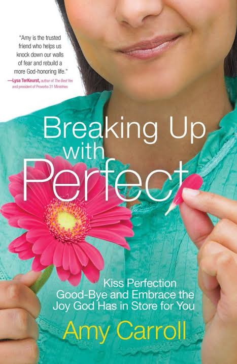 Breaking Up with Perfect, book cover