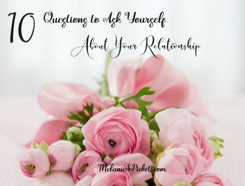 questions to ask yourself about your relationship pink roses in bouquet, 10 relationship questions, Domestic Violence Awareness
