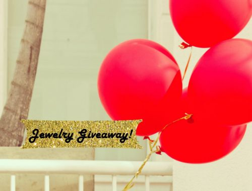 you are enough jewelry giveaway