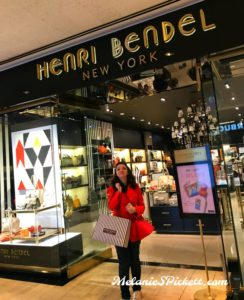 Henri Bendel in Chicago on the Magnificent Mile