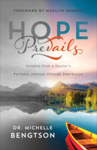 Hope Prevails' book cover