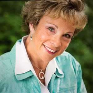 Dr. Michelle Bengtson, author of 'Hope Prevails'
