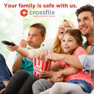 Safe with Us, Crossflix.
