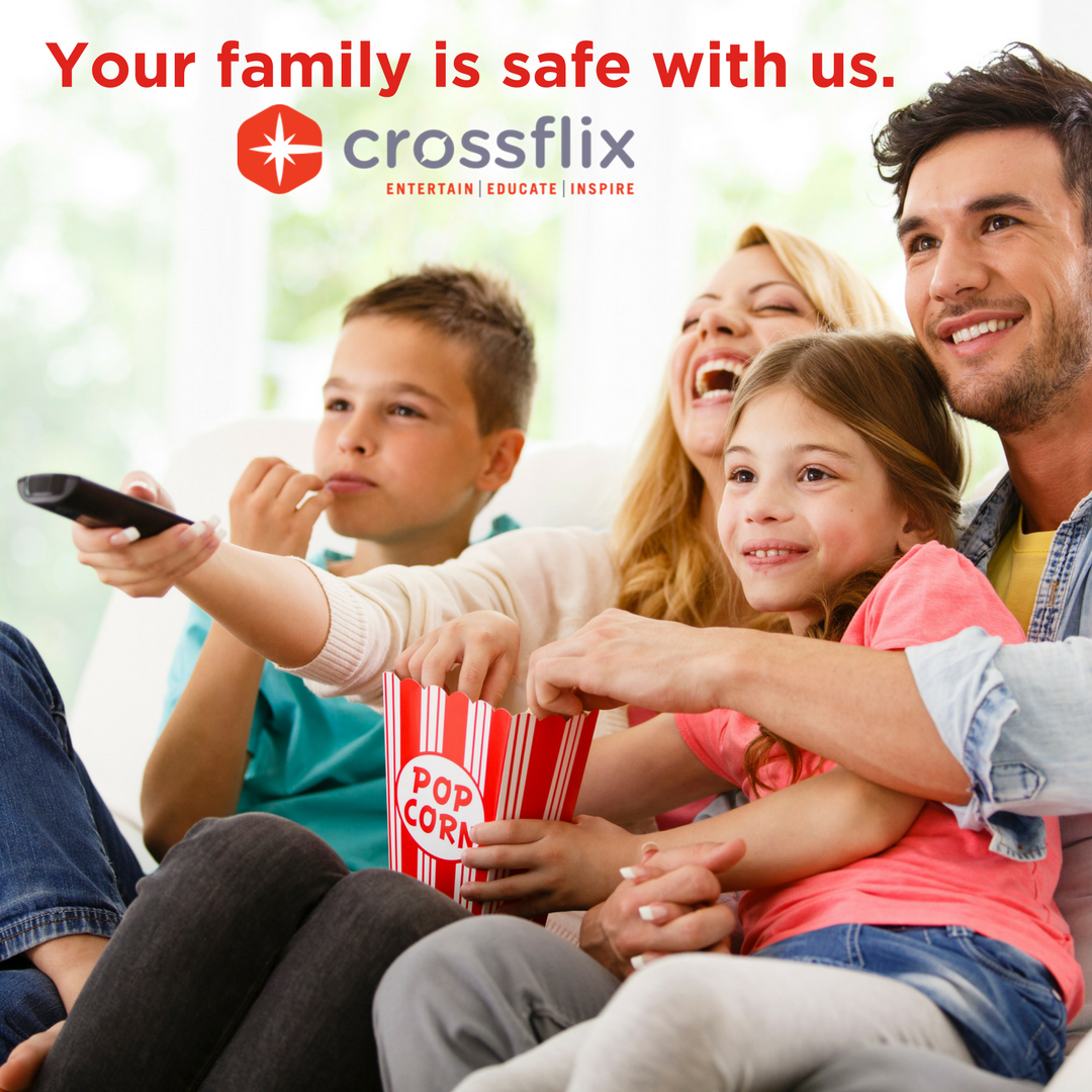 Safe with Us, Crossflix.