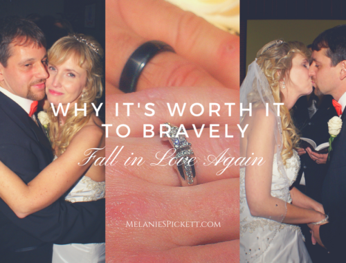 Why it's Worth it to Bravely Fall in Love Again. fall in love again