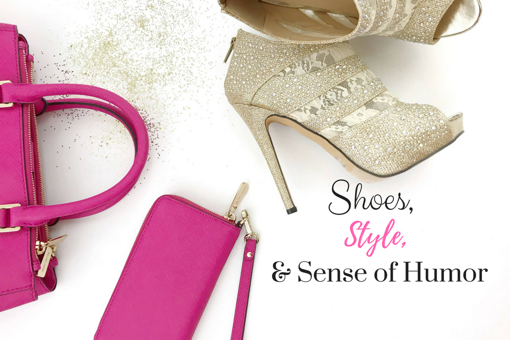 25 Days of Christmas, Shoes, Style & Sense of Humor