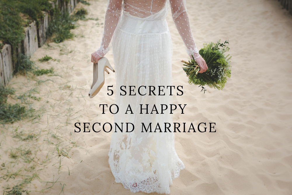 5 Secrets to a happy second marriage