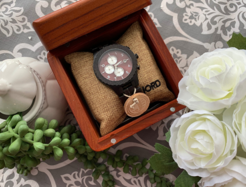 Jord Wood Watches are unique, hand-crafted designs. unique wood watch by Jord