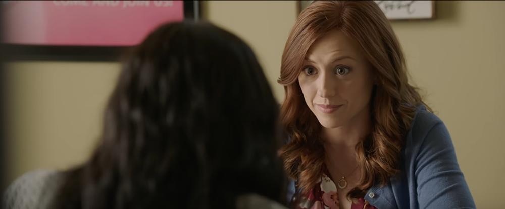 Ashley Bratcher stars in pro-woman film 'Unplanned' March 2019.